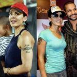 Ayesha Mukherjee tattoos