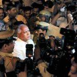 B. S. Yeddyurappa Arrested