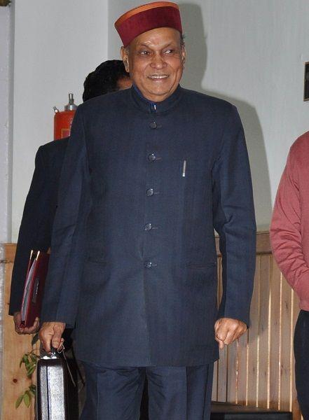 BJP leader Prem Kumar Dhumal