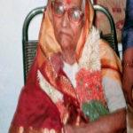 Baba Neem Karoli's Wife - Mrs. Lakshmi Narayan Sharma