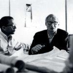 Balkrishna DoshiWith Louis Kahn