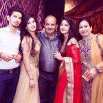 Bandgi Kalra with her family