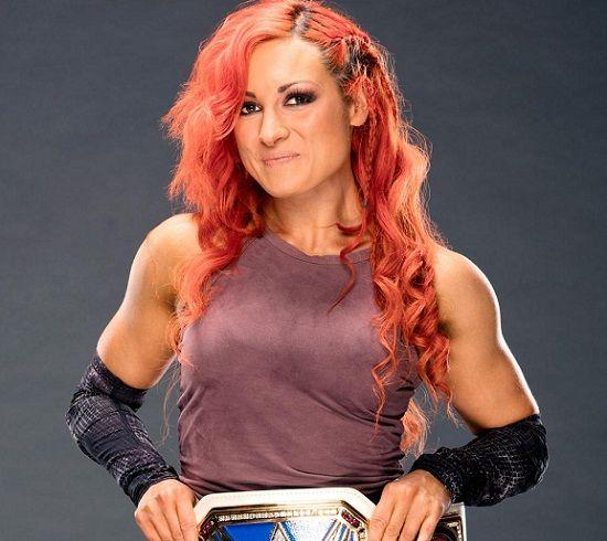 Becky Lynch profile