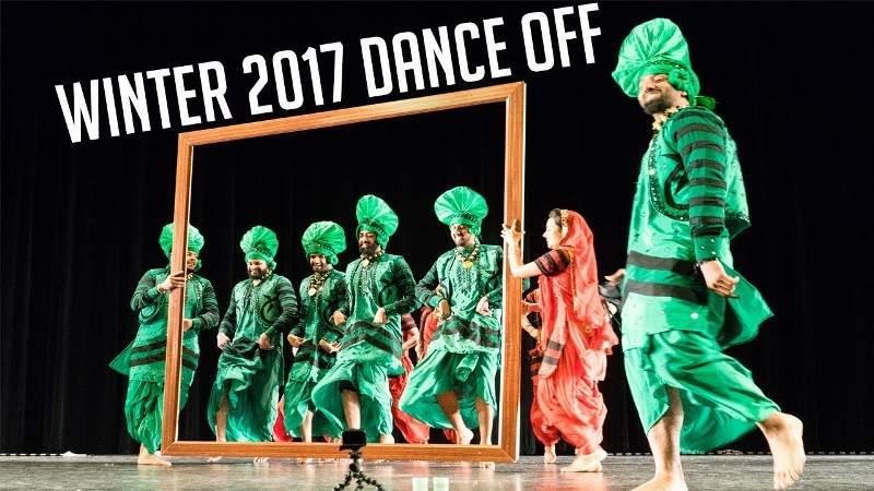 Bhangra Empire 2017 Dance Class Dance Off