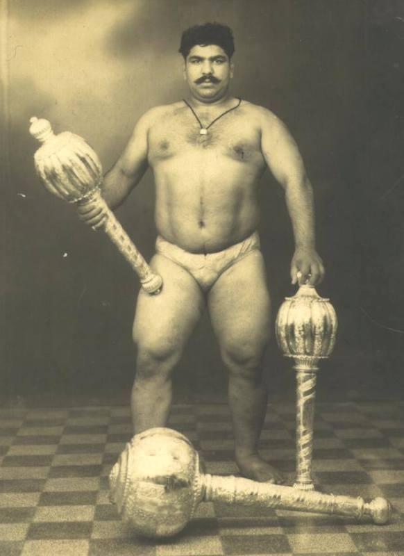 Bholu Pahalwan
