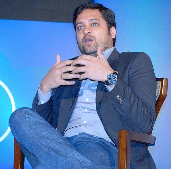 Binny Bansal cofounder of Flipkart