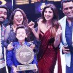 Bishal Sharma - Super Dancer Chapter 2 winner 2018