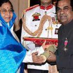 Brahmanandam- Padma Shri Award