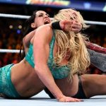 Brie Bella Yes Lock finisher