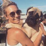 Brya Fahy Dog Lover