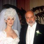Céline Dion's Wedding Picture