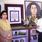 Captain Vikram Batra Parents