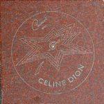 Celine's Name On Hollywood Walk Of Fame