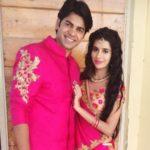 Charu Asopa with ex-boyfriend