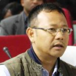 Conrad Sangma brother James Sangma