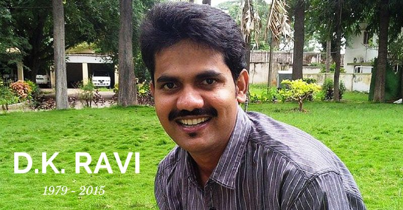 D K Ravi