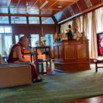Dalai Lama's Abode At Dharamshala