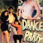 Dance Party movie poster