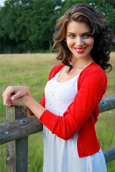 Dancer Scarlett Wilson