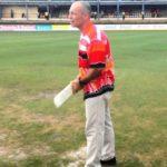 Danny Morrison As A Batsman