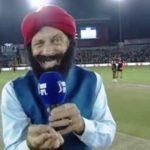 Danny Morrison In Punjabi Look