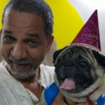Darpan Srivastava Dog Lover