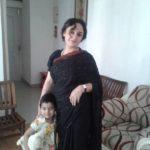 Deepika Singh Rajawat With Her Daughter