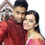 Devisha Shetty with her husband Suryakumar Yadav