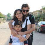 Dharmik Joisar parents