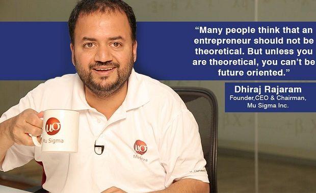 Dhiraj Rajaram profile