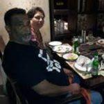 Diandra Soares Father