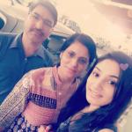 Donal Bisht parents