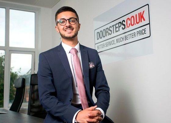 Entrepreneur Akshay Ruparelia