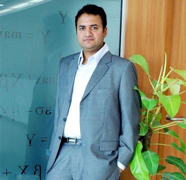 Entrepreneur Dhiraj Rajaram