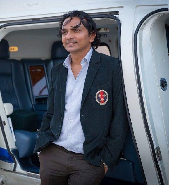 Entrepreneur Divyank Turakhia