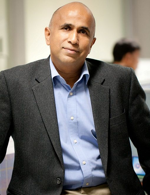 Entrpreneur Krishnan Ganesh