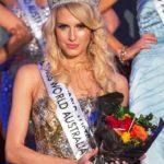 Erin Holland - Miss World Australia 2013