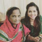 Farah Hussain Mother