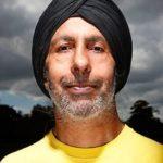 Fauja Singh Coach Harmander Singh