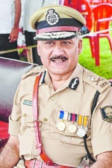 Former IB Chief Dineshwar Sharma