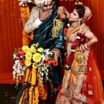 Garv Bajaj sister and brother-in-law