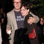 Gary Oldman With His Rumoured Girlfriend Winona Ryder