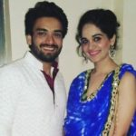 Gaurav Mukesh with girlfriend