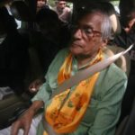 George Fernandes Returning After Treatment