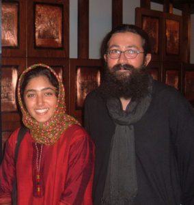 Golshifteh Farahani first husband Amin Mahdavi