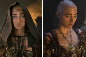 Golshifteh Farahani in Pirates of Caribbean