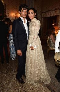 Golshifteh Farahani second husband Louis Garrel