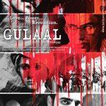 Gulaal Film Poster