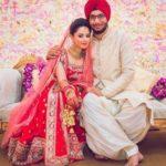 Ismeet Kohli and Gursimran Khamba marriage pic