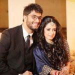 Ismeet Kohli with her husband Gursimran Khamba